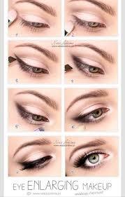 eye enlarging makeup tips romantic