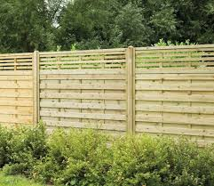 Forest Europa Kyoto 6 X 5 Ft Fence Panel Gardensite Co Uk