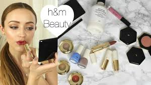 h m beauty haul first impressions