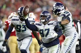 Seahawks DT Poona Ford proved to be a great run defender in 2019 - Field  Gulls