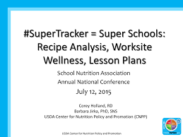 supertracker super s recipe