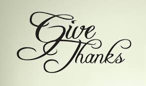 Give Thanks Wall Decals Trading Phrases