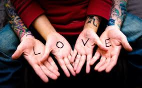 love letters tattoos arms boy hd