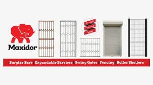 Security Doors Trellis Security Burglar Bars Roller Maxidor Hd Png Download Transparent Png Image Pngitem