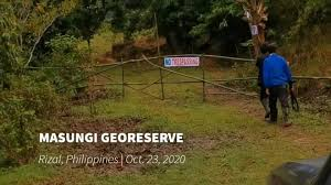 Fence Illegally Put Up In Masungi Georeserve Removed But Threat Remains Abs Cbn News