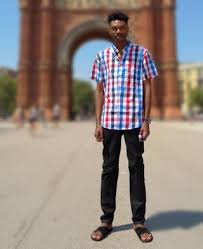 Pedro Johnson - a model from Španija   Model Management