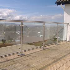 outdoor stainless steel barade