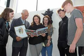 Coleg Llandrillo creatives beat competition from 95 countries to ...
