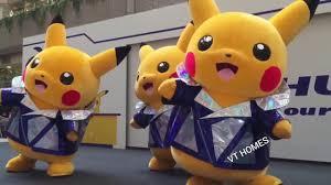 PIKACHU, POKEMON, Pikachu Cực Dễ Thương Nhảy Múa Sôi Động, Nhạc ...