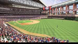 See renderings of the new Texas Rangers ...