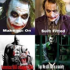 joker society meme