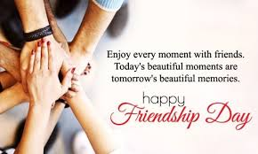 happy friendship day wishes messages and quotes in english