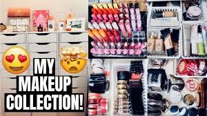 my makeup collection 2019 paige koren