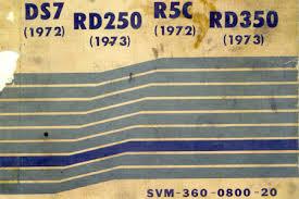 1970 72 yamaha r5 manual madness
