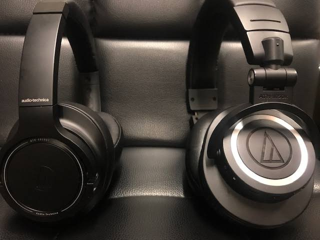 Image result for Audio- Technica ATH-MH50xBT""