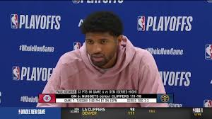 Paul George Postgame Interview - Game 6 | Clippers vs Nuggets | September  13, 2020 NBA Playoffs - YouTube