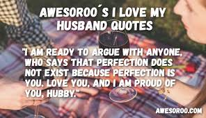 🥇 awesome i love my husband quotes images