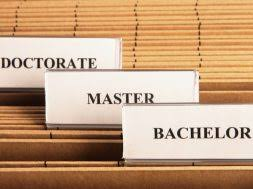 Teachers: Now Is the Time To Get Your Doctoral Degree