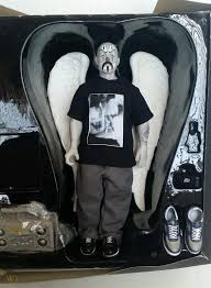 mr mister cartoon lost angel joker 1st