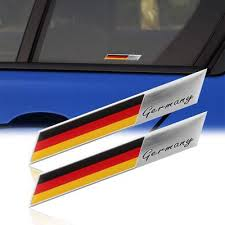 Universal Germany German Flag Car Waterproof Diy 3 Color Stripe Sticker Decal For Vw Bmw Audi Benz Buy At A Low Prices On Joom E Commerce Platform