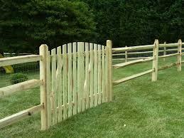 Wood Split Rail Fence Patriot Fence