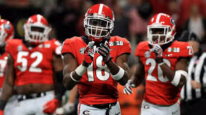 Georgia vs Alabama Hype Video |
