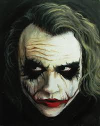 batman the joker joker face