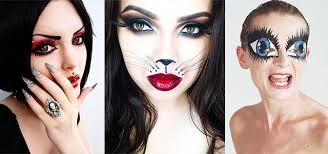 cat bat eye makeup looks ideas