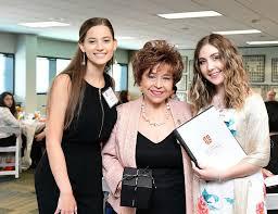 Annual Luncheon Honors Friend and Philanthropist Trini Mendenhall