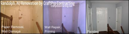 painting walls after removing wallpaper
