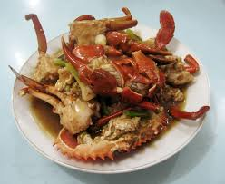 Crab in oyster sauce - Wikipedia
