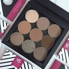 makeup geek eye shadows and the z