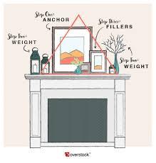 fireplace mantel decor ideas fixer