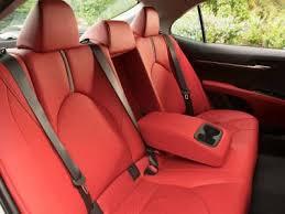 10 of the best sedan interiors