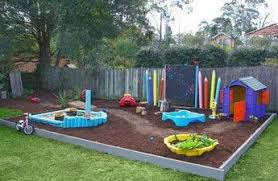 Play Area For Kids I D Like To Have An Area Like This For Kellie In Our Yard Maybe With A Really Small Picket Fence Around It And A Pl Kids Outdoor