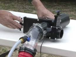 tank cleaning video by rv education 101