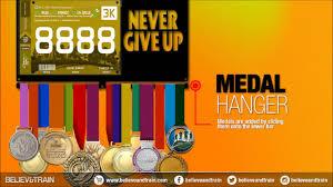 medal hanger bib holder you
