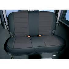 neoprene custom fit rear seat cover