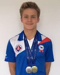 Congratulations to Adam Graham, who swam... - Harry Wright International |  Facebook