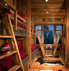 Rustic Kids Bedrooms 20 Creative Cozy Design Ideas Cabin Style Cabin Bedroom Kids Bedroom Rustic