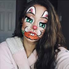 23 bunny makeup ideas for
