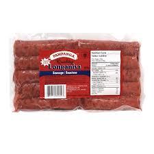 quality panga hot longanisa sausage