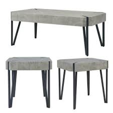 wrought iron coffee tables accent