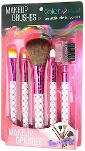 color fever makeup brush set hot