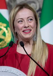 Giorgia Meloni - Wikipedia