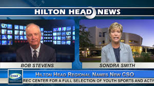 HILTON HEAD NEWS   Sondra Smith: Hilton Head Regional Names New CSO    WHHITV - YouTube