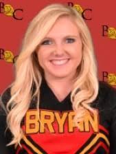 Abby Webb 2015-16 Cheerleading - Bryan College