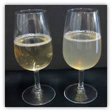 new tools for white wine protein