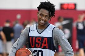 De'Aaron Fox is willing to pass on seeing his friend get a ring for a  chance at gold of his own – The Athletic