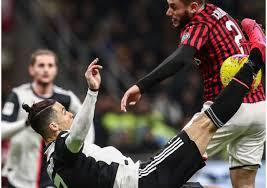 Milan-Juventus: la moviola, rigore dubbio e su Dybala...
